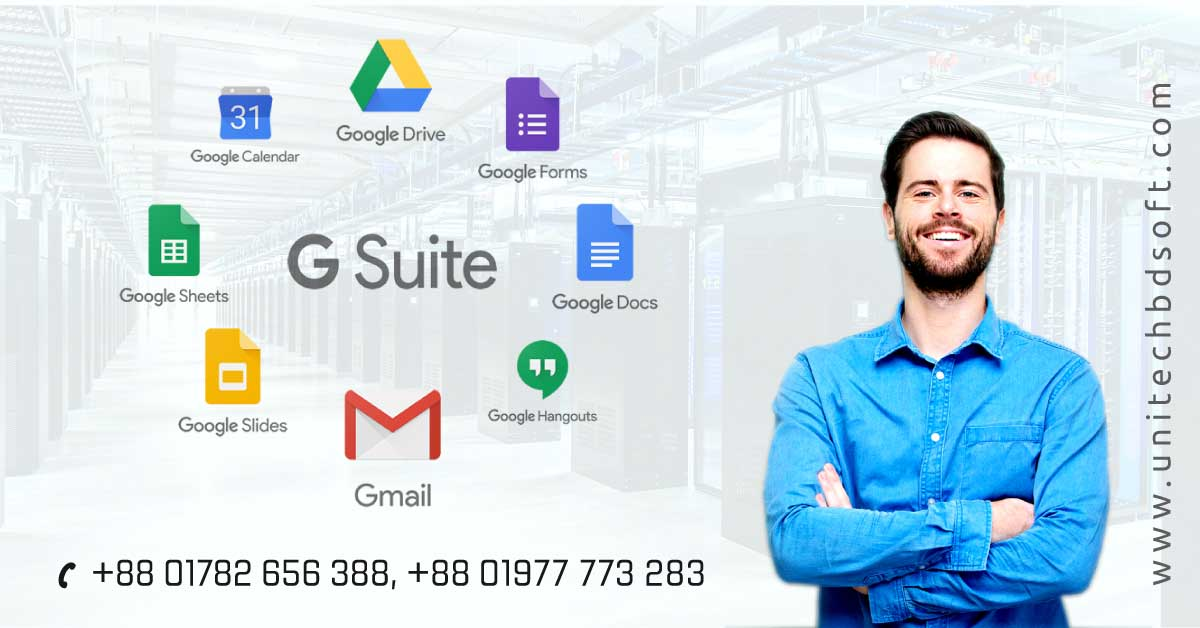 G Suite Email Price in Dhaka Bangladesh