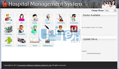 Hospital Management Software Development company dhaka Bangladesh